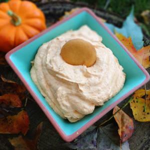 Whipped Pumpkin Dip