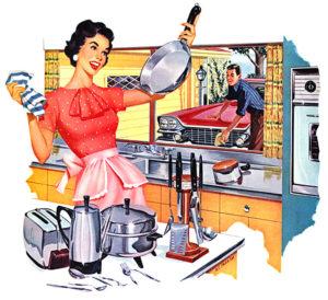 50s housewife