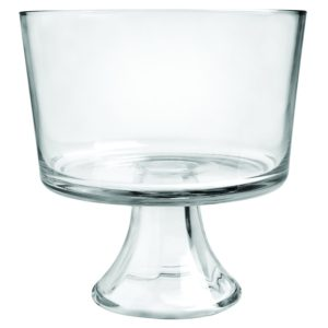 Anchor Glass Trifle or Punch Bowl