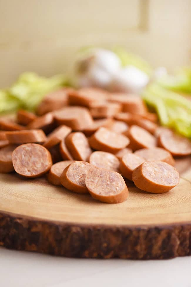 Smith's Cajun-style Andouille Sausage