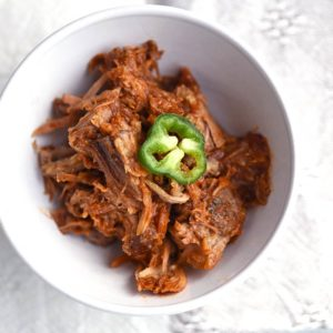 Lazy BBQ Pulled Pork