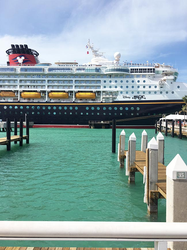 Disney Magic Cruise Key West