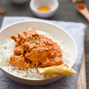 Easy Authentic Indian Butter Chicken