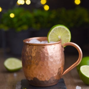 Easy Moscow Mule - Just 3 ingredients