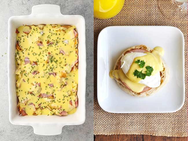 Eggs Benedict Recipes