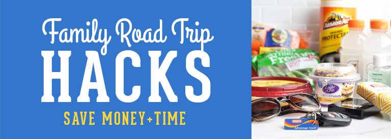Family Road Trip Tips to Save Times and Money