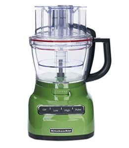Kitchen Aid Food processor - green