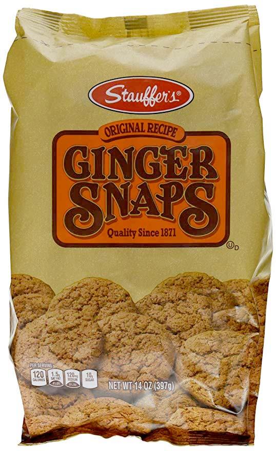 Ginger Snaps