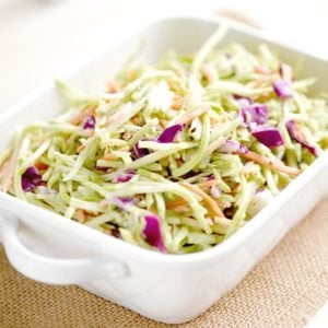 Homemade Broccoli Slaw Dressing