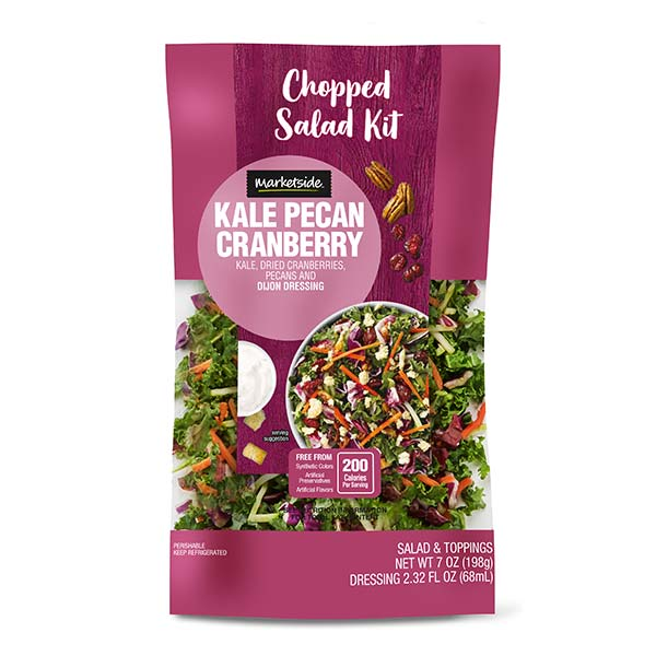 Cranberry Kale Salad Mix