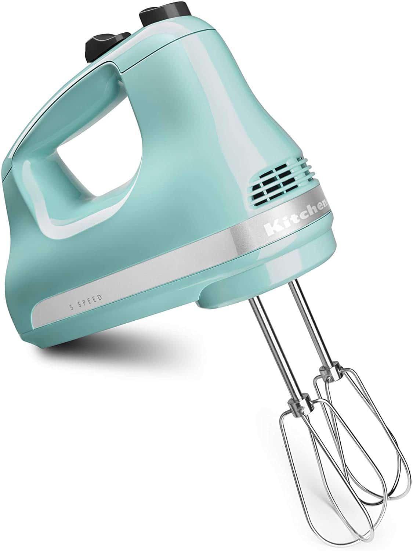 KitchenAid Hand Mixer Sky Blue