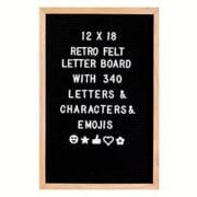 Felt Letterboard