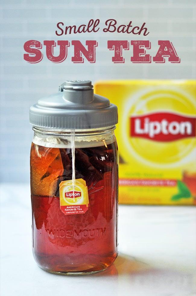 Small Batch Sun Tea #shop