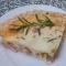 Low-fat Ham & Cheese Quiche