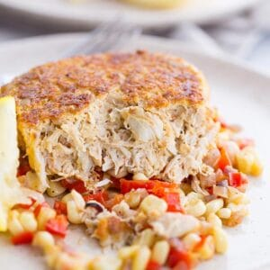 Maryland Crab Cakes (no bread crumbs)