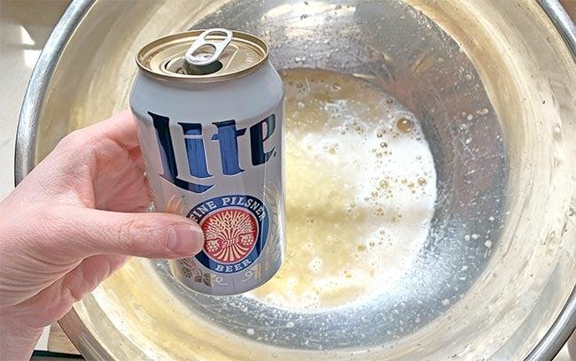 Miller Lite Beer Bread