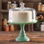 Pioneer Woman Mint Jade Cake Stand