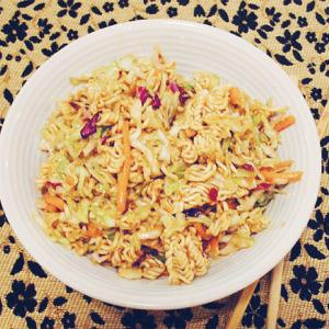 Oriental Noodle Salad