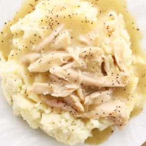 How to Make Rotisserie Chicken Gravy